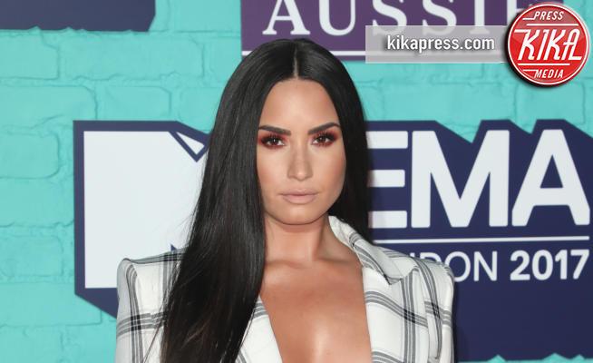 Demi Lovato - Londra - 12-11-2017 - Demi Lovato, l'importante decisione dopo la grande paura