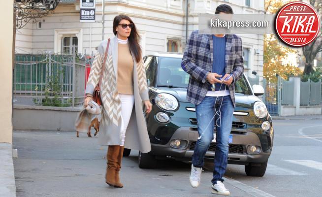 Ilaria d'Amico, Gianluigi Buffon - Torino - 17-11-2017 - Gianluigi Buffon: