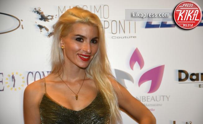 Sara Miquel - Napoli - 25-11-2017 - Miss Europe Continental 2017: il red carpet di Sara Miquel