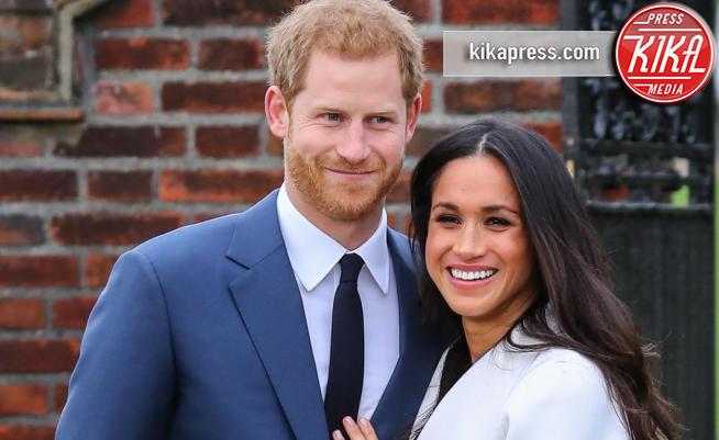 Meghan Markle, Principe Harry - Londra - 27-11-2017 - Harry & Meghan (e l'anello): le prime foto insieme da fidanzati