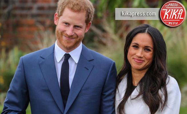 Meghan Markle, Principe Harry - Londra - 27-11-2017 - Harry e Meghan gli hanno chiesto di cantare al loro matrimonio