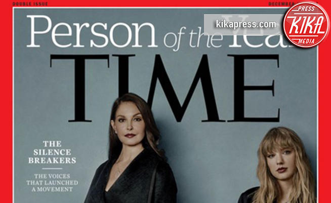 Time Magazine, Taylor Swift, Ashley Judd - 06-12-2017 - Time: le