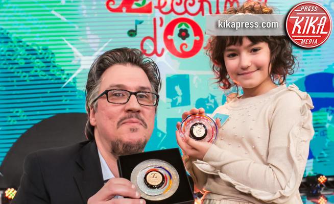 Sara Calamelli - Bologna - 09-12-2017 - Zecchino d'Oro 2017: vince Una parola magica