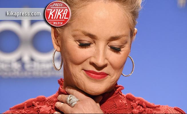 Sharon Stone - Beverly Hills - 11-12-2017 - Luke Perry, il commovente incoraggiamento di Sharon Stone