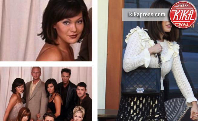 Vi ricordate di Lindsay Price in BH 90210? Eccola adesso