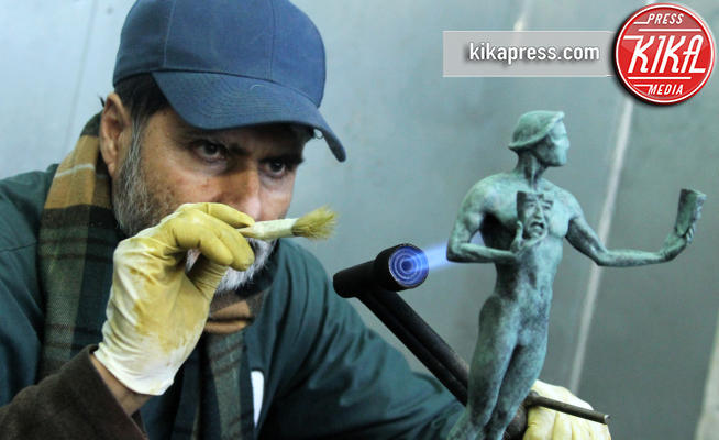 The Actor® - Los Angeles - 09-01-2018 - Come prende forma The Actor, la statuetta dei SAG Awards
