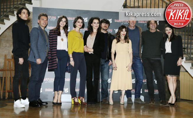 Cast Immaturi La Serie - Milano - 10-01-2018 - Dal cinema alla tv: arriva su Canale 5 Immaturi - La serie