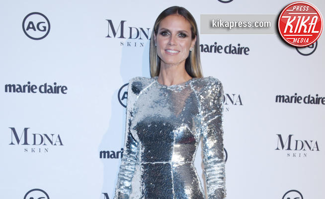 Heidi Klum - West Hollywood - 11-01-2018 - Heidi Klum, dama d'argento ai Marie Claire Image Makers Awards