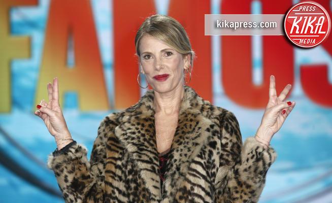 Alessia Marcuzzi - Milano - 18-01-2018 - Isola: Paolo Brosio vs Soleil Sorge, interviene la Marcuzzi