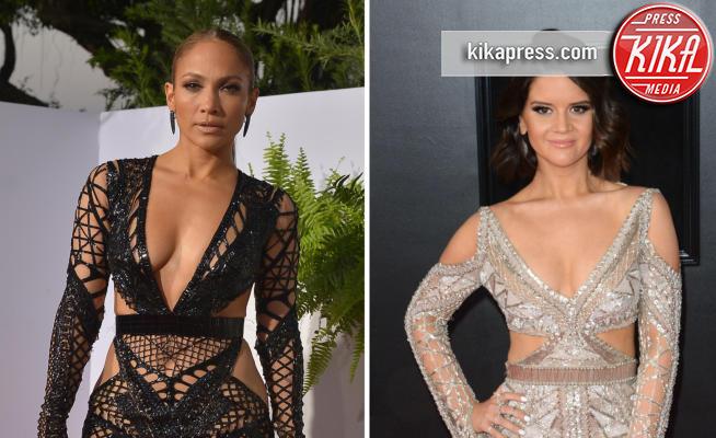 Maren Morris, Jennifer Lopez - 29-01-2018 - Grammy Awards 2018: J Lo/Maren Morris, chi lo indossa meglio?