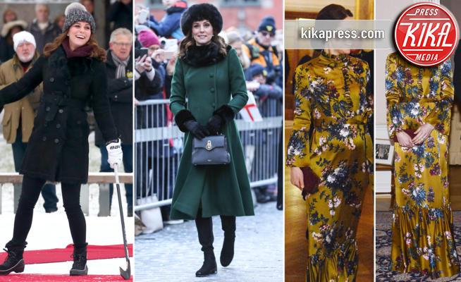Kate Middleton - Stoccolma - 30-01-2018 - Kate Middleton e47e81da7c02