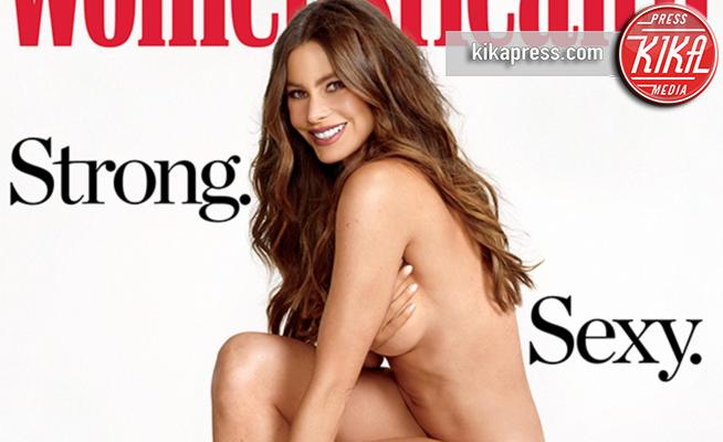 Sofia Vergara - Los Angeles - 02-08-2017 - Over 40 senza veli e in copertina per combattere un tabù