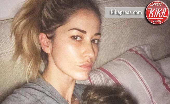 Giacomo Corradi, Elena Santarelli - 12-02-2018 - Il commovente messaggio di Elena Santarelli a Nadia Toffa