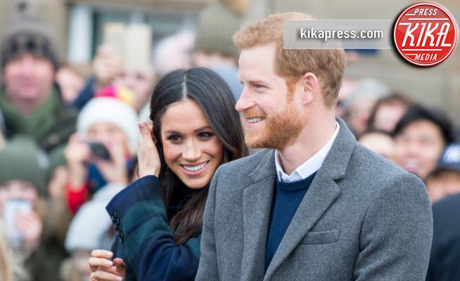 Meghan Markle, Principe Harry - Edimburgo - 13-02-2018 - Meghan Markle: a portarla all'altare sarà il padre