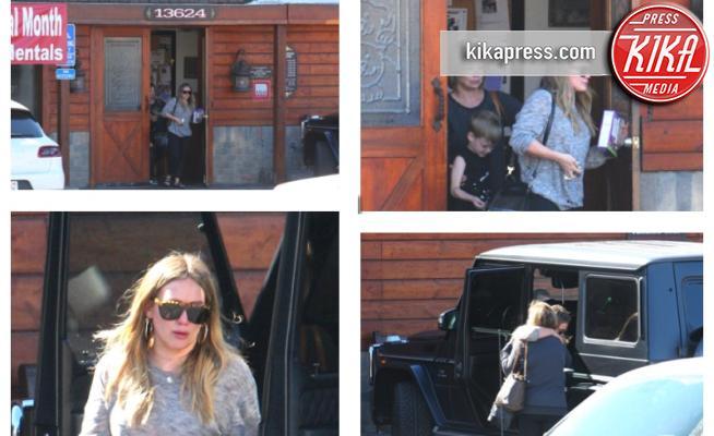 Susan Colleen Duff, Luca Comrie, Hilary Duff - Studio City - 18-02-2018 - Hilary Duff in lacrime, addio a uno dei suoi cagnolini?