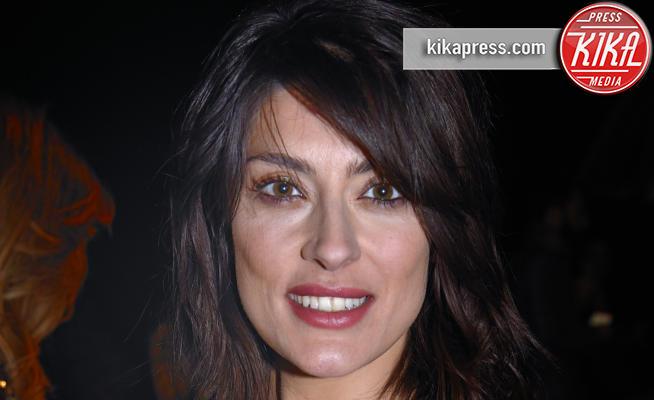 Elisa Isoardi - Milano - 24-02-2018 - Elisa Isoardi risponde a Salvini con un anello di fidanzamento