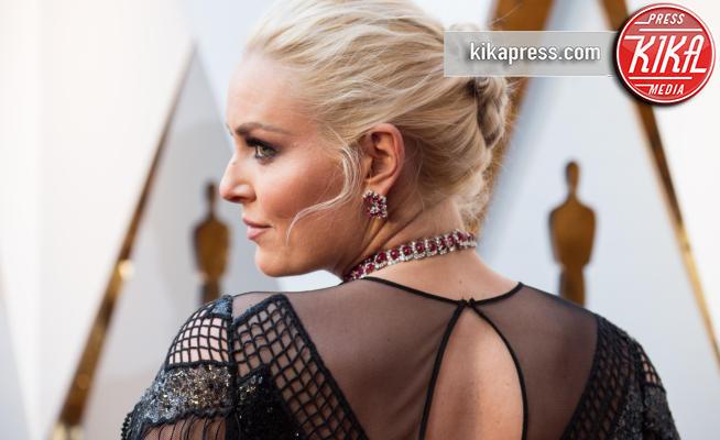 Lindsey Vonn - Los Angeles - 04-03-2018 - Oscar 2018, a ogni stella il suo gioiello