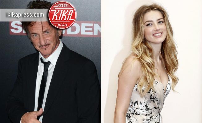 Amber Heard, Sean Penn - Sean Penn e Amber Heard, il nuovo amore di Hollywood