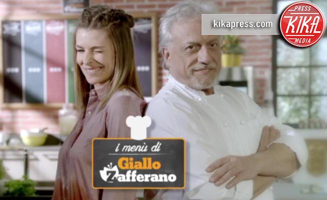 Cristina chiabotto lultima regina della cucina! foto kikapress.com