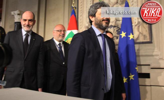 Roberto Fico - Roma - 04-04-2018 - Esecutivo: consultazioni, via alle trattative in Quirinale