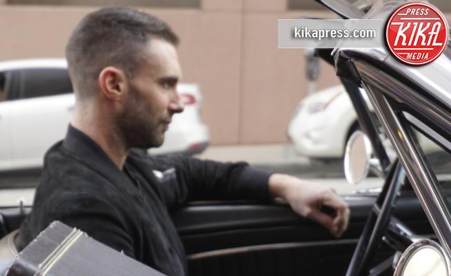 Adam Levine - Los Angeles - 05-04-2018 - Adam Levine, le immagini esclusive del nuovo video musicale
