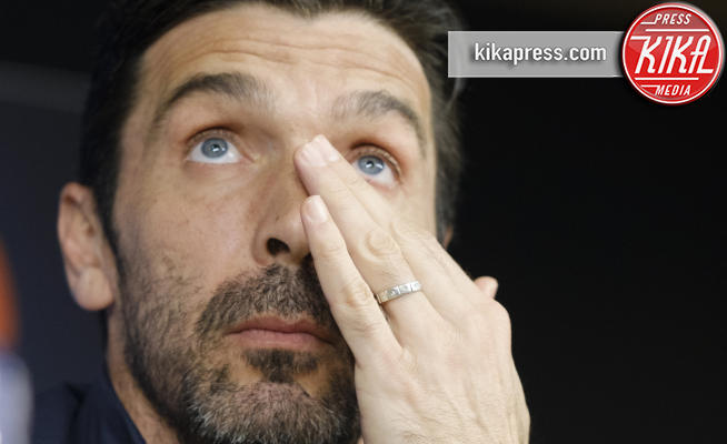 Gianluigi Buffon - Madrid - 10-04-2018 - Gigi Buffon shock: