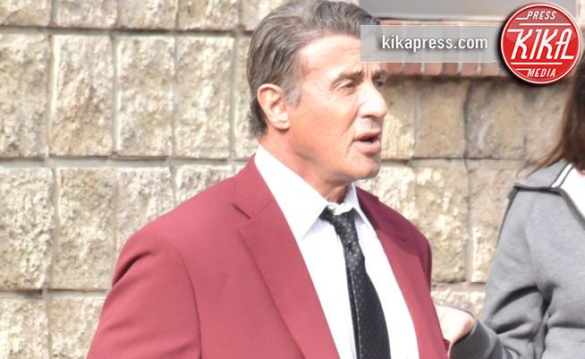 Sylvester Stallone - Filadelfia - 07-05-2018 - Sylvester Stallone, quanta eleganza sul set di Creed 2