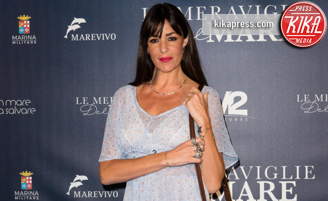 Alessia Fabiani - Roma - 14-05-2018 - A volte ritornano: Alessia Fabiani incanta sul blue carpet