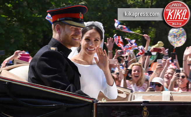 Prince Harry, Meghan Markle, Principe Harry - Windsor - 19-05-2018 - Meghan Markle incinta? Impazza il gossip