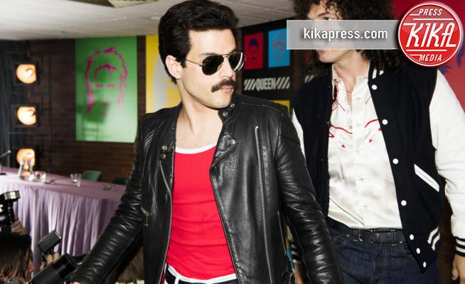 Gwilym Lee, Rami Malek - Los Angeles - 01-01-2018 - Polemica Bohemian Rhapsody: