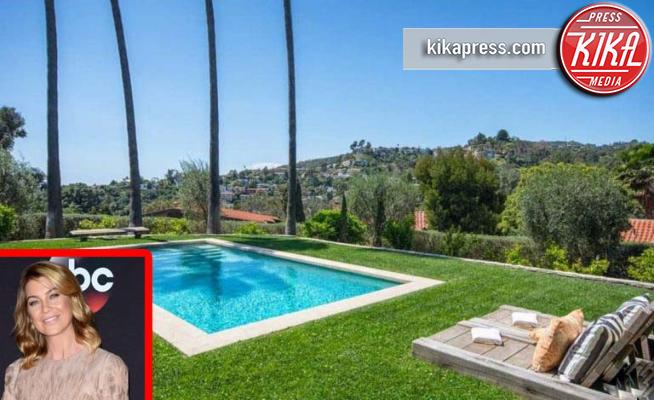 Casa Ellen Pompeo, Ellen Pompeo - Voglia di piscina? Comprate quella di Ellen Pompeo