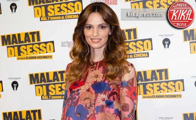 Gaia Bermani Amaral - Roma - 05-06-2018 - Malati di Sesso, Gaia Bermani Amaral: