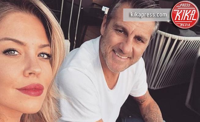 Costanza Caracciolo, Christian Vieri - Ibiza - 13-06-2018 - Vieri-Caracciolo, ecco il sesso del bimbo in arrivo