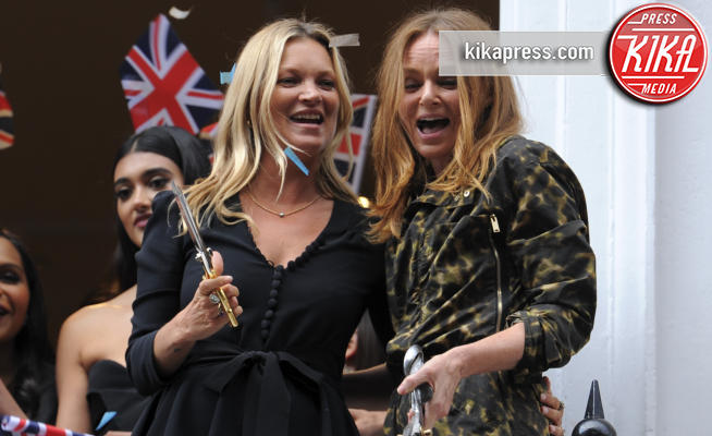 Kate Moss, Stella McCartney - Londra - 13-06-2018 - Da Kate Moss a Kylie Minogue: quante star per Stella McCartney