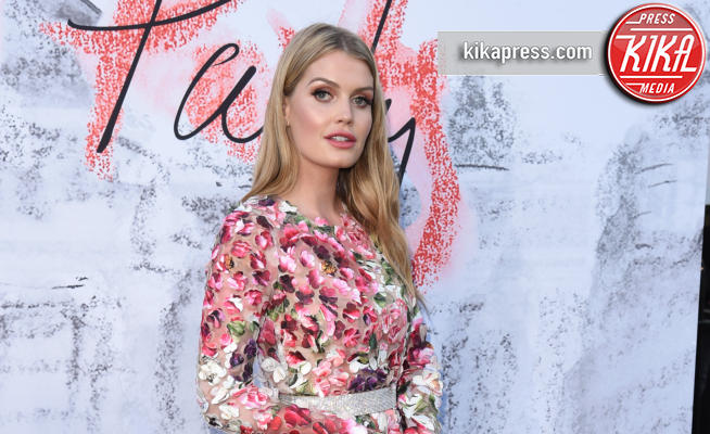 Lady Kitty Spencer - Londra - 19-06-2018 - Lady Kitty Spencer, un fiore alla Serpentine Gallery