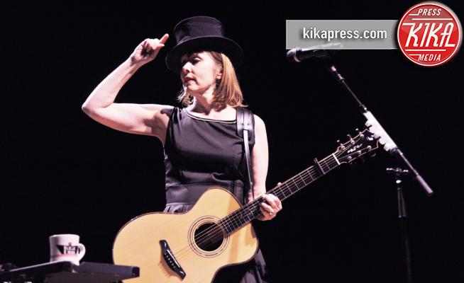Suzanne Vega - Milano - 10-07-2018 - Suzanne Vega incanta l'Auditorium di Milano