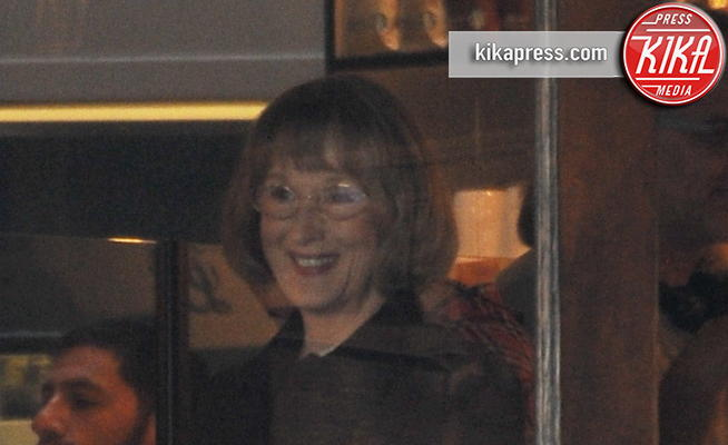 Meryl Streep - Los Angeles - 01-08-2018 - Big Little Lies 2: sul set c'è Meryl Streep
