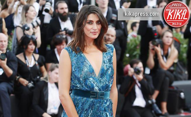 Elisa Isoarda - Venezia - 29-08-2018 - Venezia 75, Isoardi, Salvini come l'abito: c'e' ma non si vede