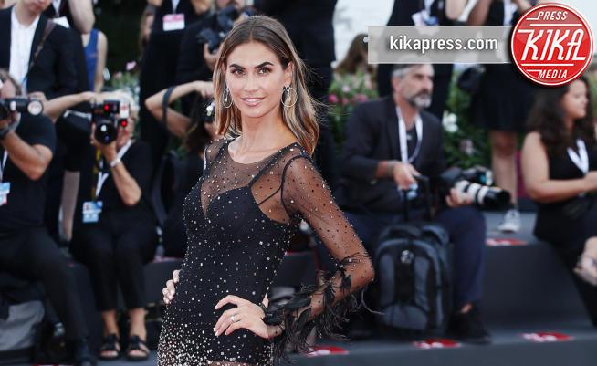attrice, Melissa Satta - Venezia - 30-08-2018 - Venezia 75: c'è Cuaron ma gli occhi sono tutti per Melissa Satta