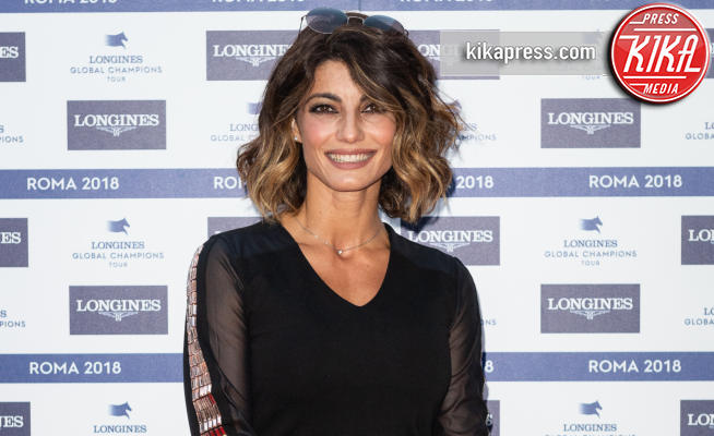 Samanta Togni - Roma - 08-09-2018 - Horse Show Dinner a Roma: i vip nostrani si godono lo spettacolo
