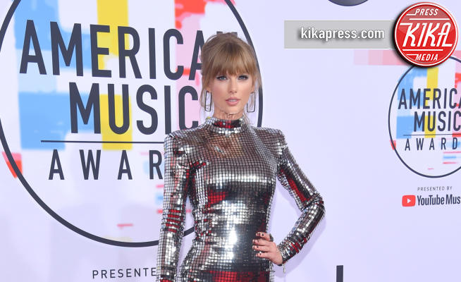 Taylor Swift - Los Angeles - 09-10-2018 - AMA 2018, Taylor Swift entra nella leggenda