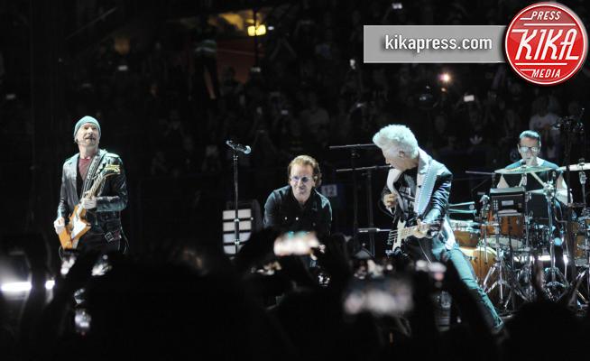 11-10-2018 - Gli U2 infiammano il Mediolanum Forum di Milano