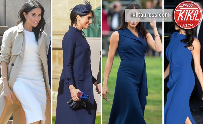975674a50c76 Meghan Markle incinta  tutti i look premaman della duchessa - Foto ...