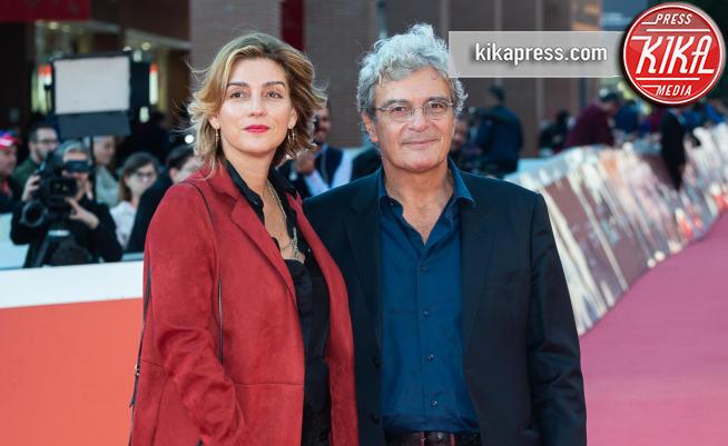 Mario Martone - 26-10-2018 - Festival di Roma: Mario Martone sul red carpet con la moglie