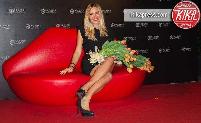 Carolina Rey - 26-10-2018 - Festival di Roma: tulipani protagonisti del red carpet di Tulips