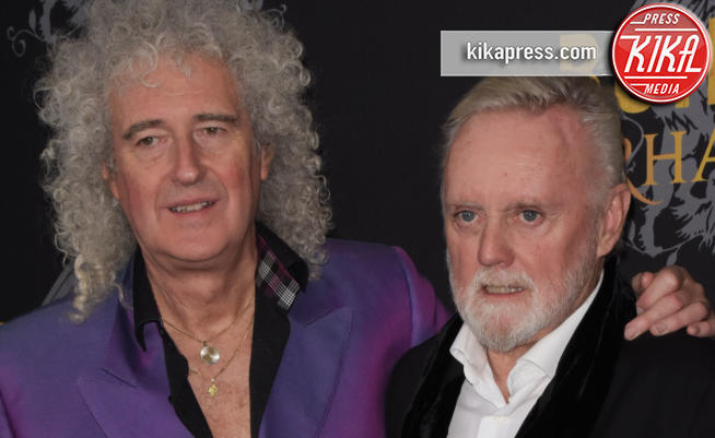 Roger Taylor, Brian May - NYC - 31-10-2018 - Roger Taylor e Bryan May alla premiere del biopic sui Queen