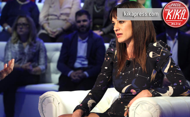 Asia Argento - Roma - 11-11-2018 - Asia Argento su Morgan: