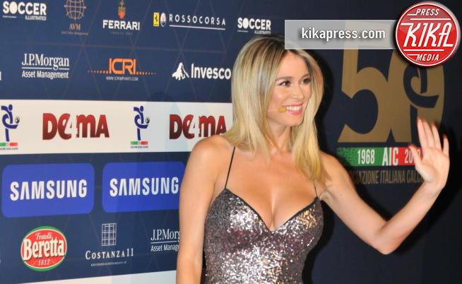 Diletta Leotta - Milano - 03-12-2018 - Gran Gala AIC, l'Oscar della bellezza va sempre a Diletta Leotta