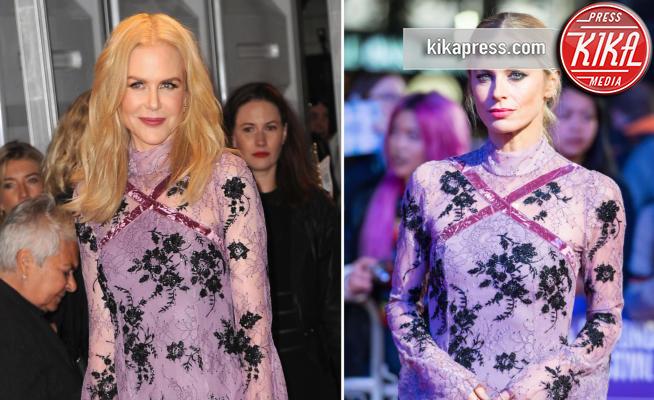 Laura Bailey, Nicole Kidman - Nicole Kidman e Laura Bailey: chi lo indossa meglio?