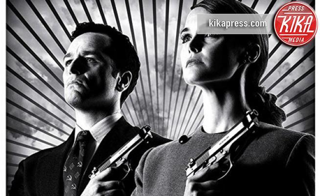 The Americans - Hollywood - 07-01-2019 - Golden Globe 2019: The Americans è la Miglior serie drammatica